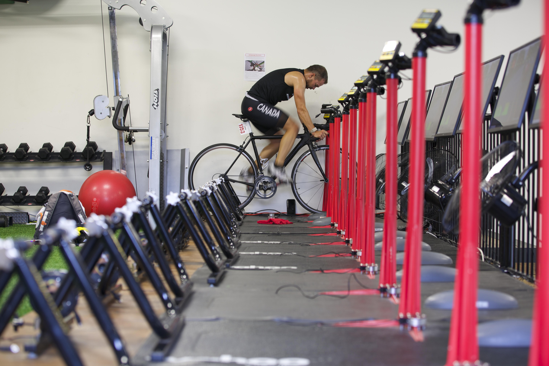Salle Cyclo Training