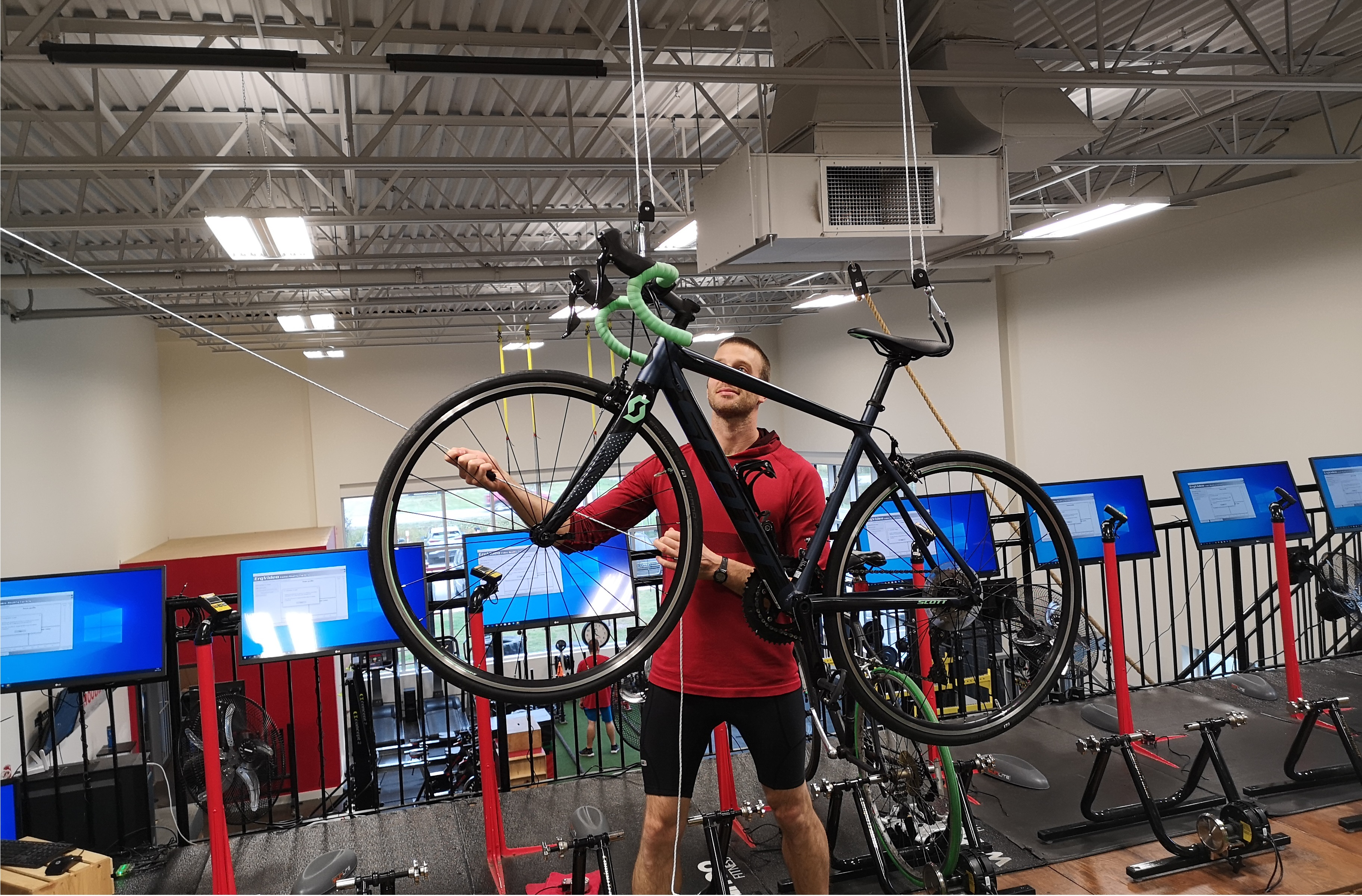 Cyclo Entreposage