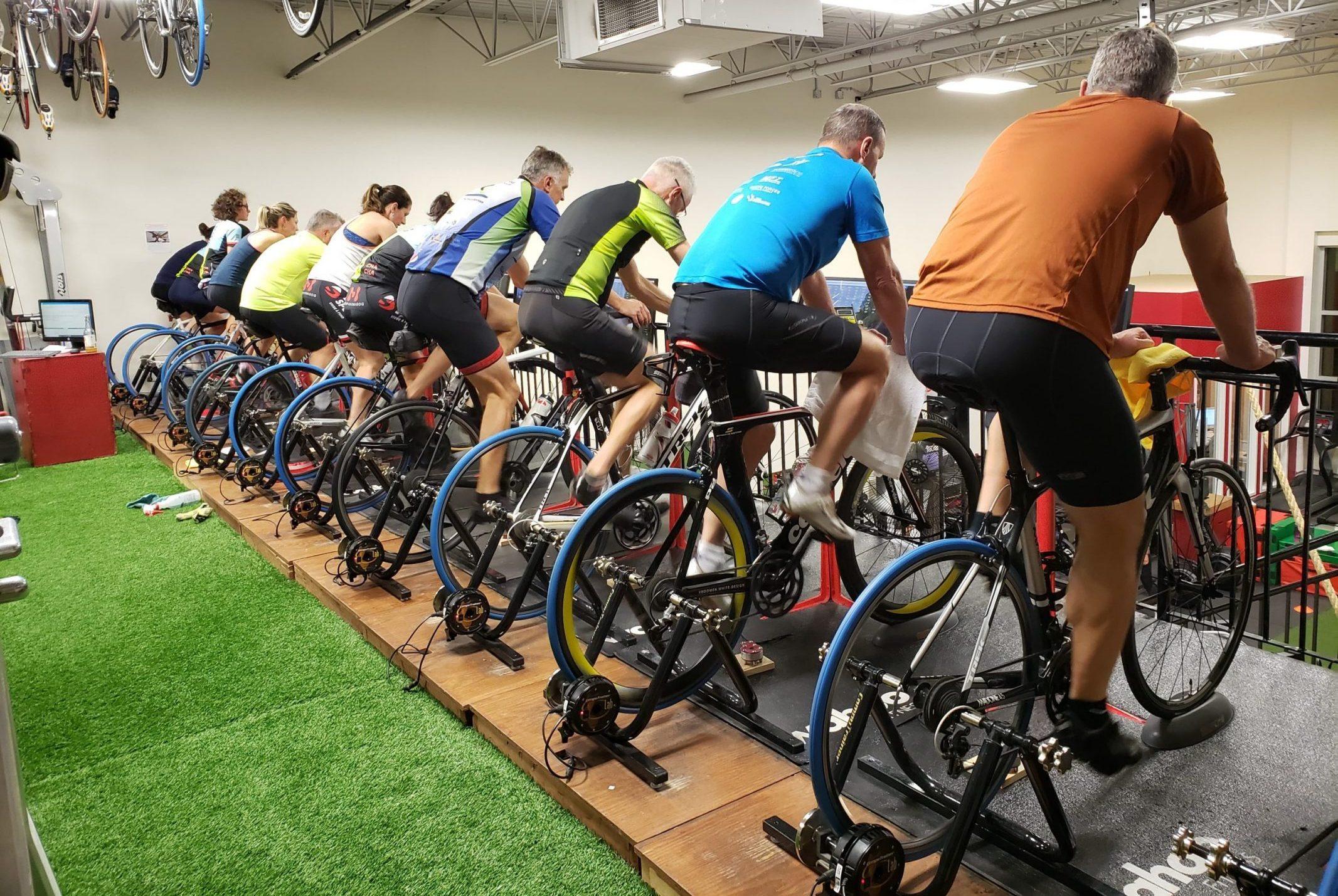 Cyclo Training 2019