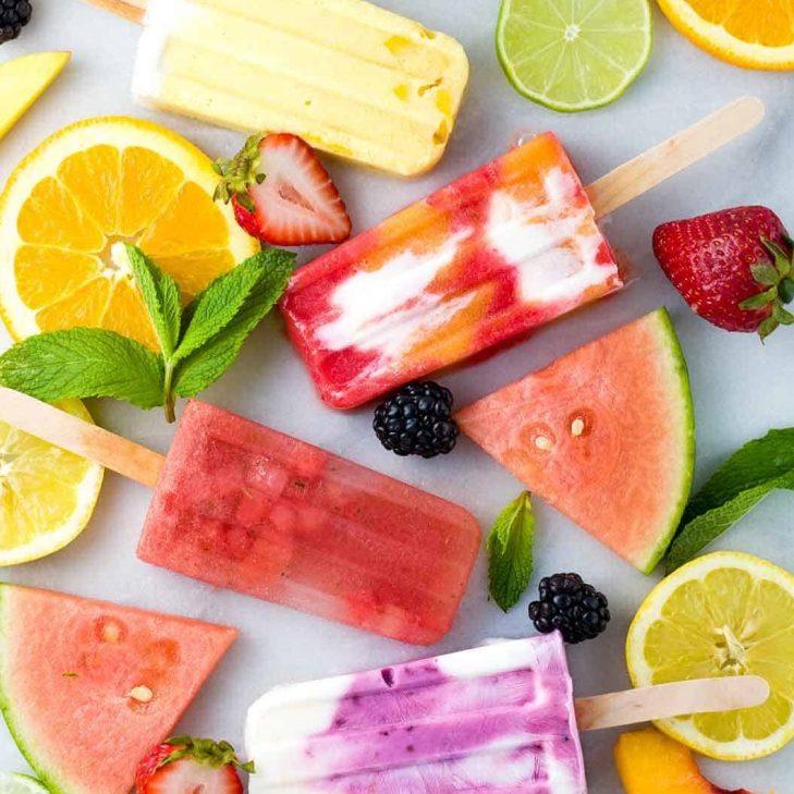 Popsicle santé